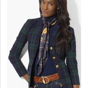Lauren Ralph Lauren Tartan Jacket